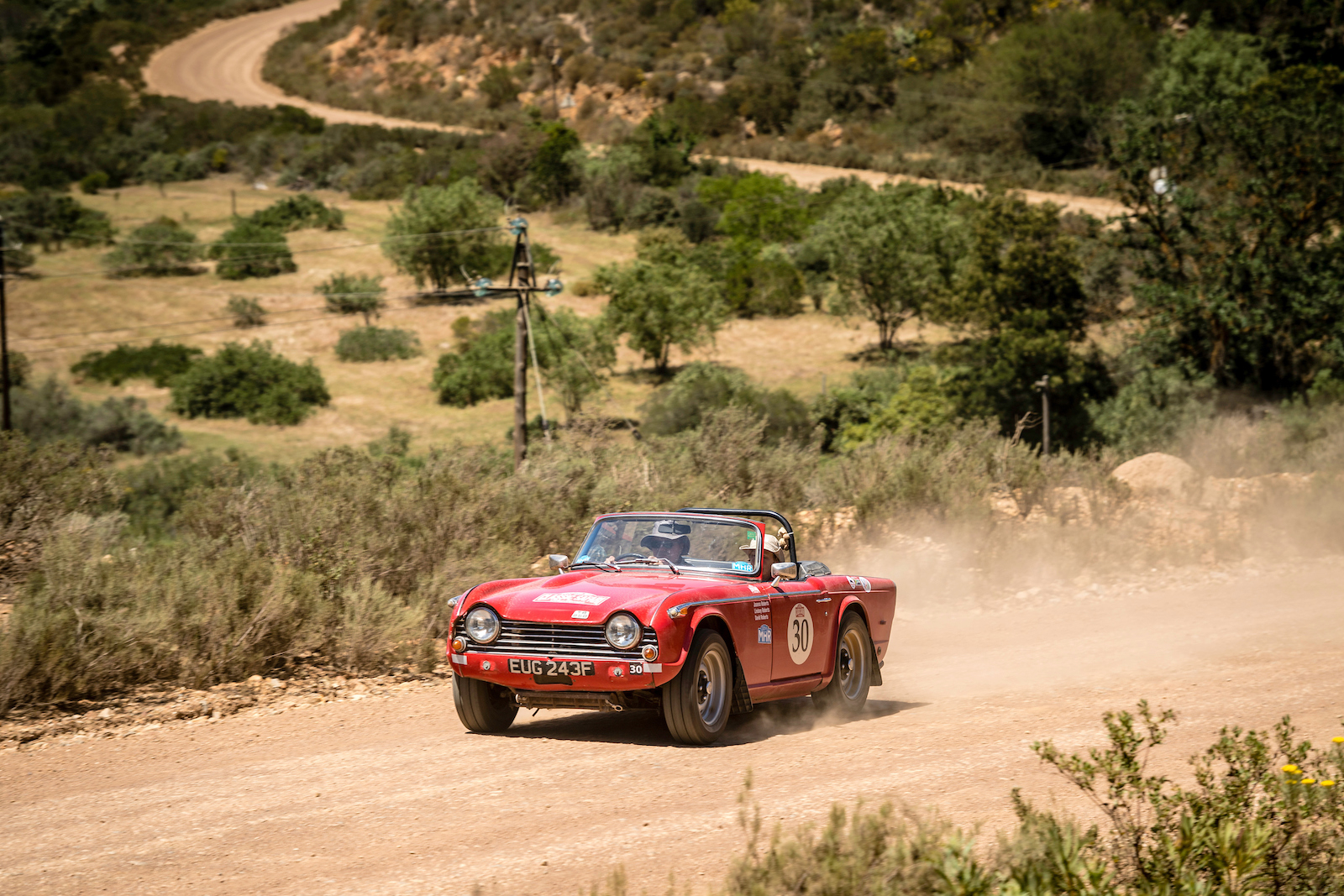 Rally the Globe revs up for Southern Cross Safari