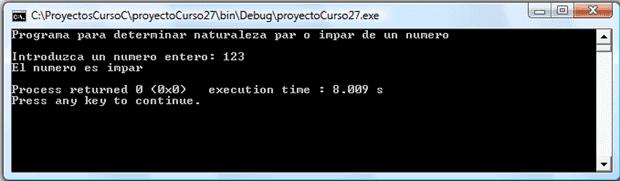 consola c codeblocks windows