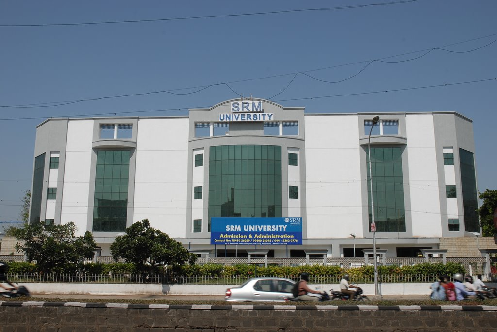SRM University, Gangtok