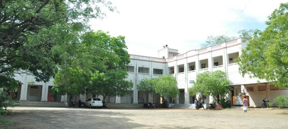 Chikkaiah Naicker College, Erode