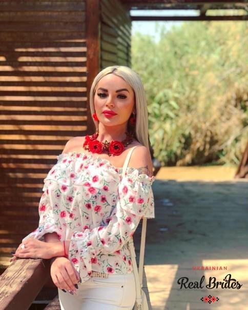 Photo gallery №12 Ukrainian bride Elena
