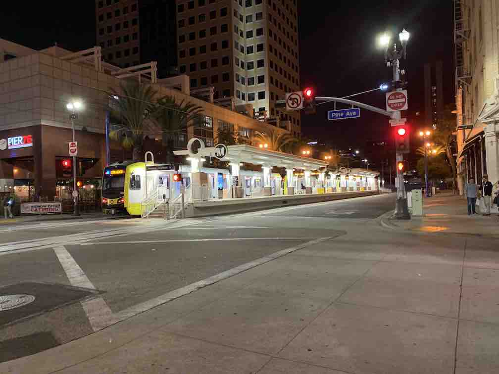 Long Beachの様子-image