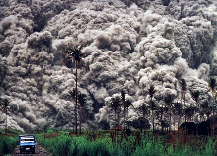 Pinatubo eruption 1991