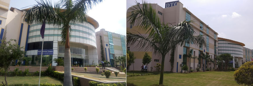 Delhi Metropolitan Education'S Delhi Technical Campus, Noida