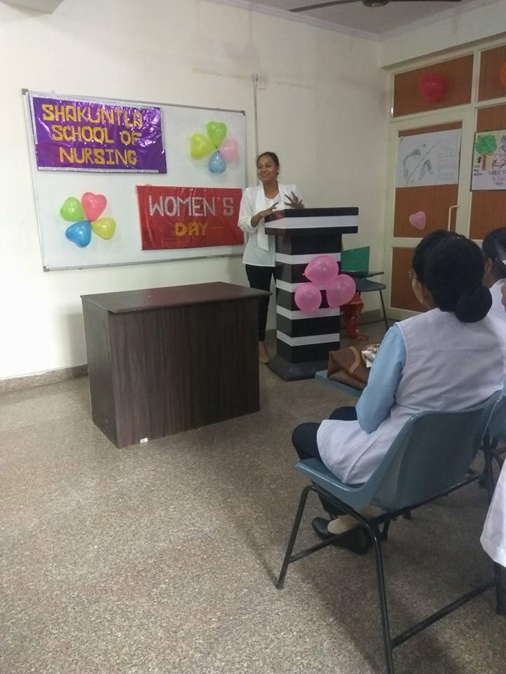 Shakuntla School of Nursing, Delhi Image