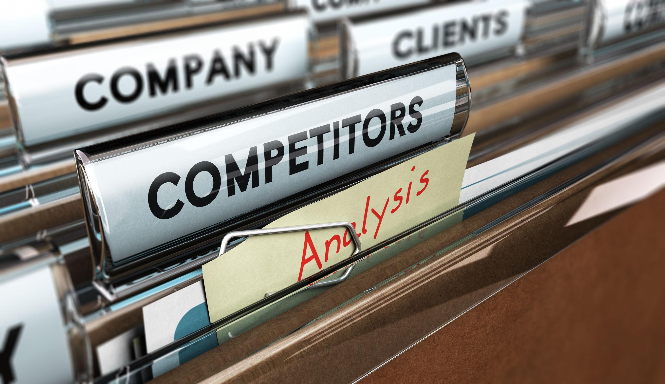 Analisis Kompetitif