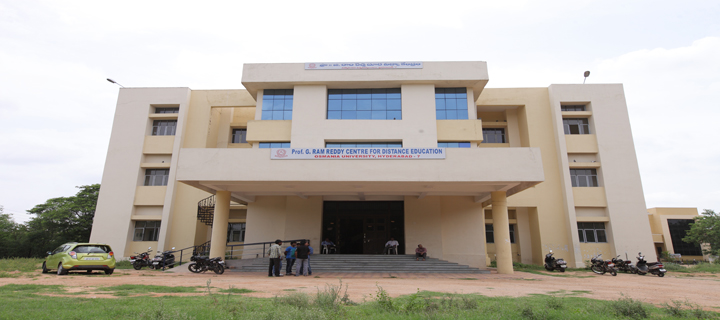 Prof. G. Ram Reddy Centre for Distance Education, Hyderabad Image