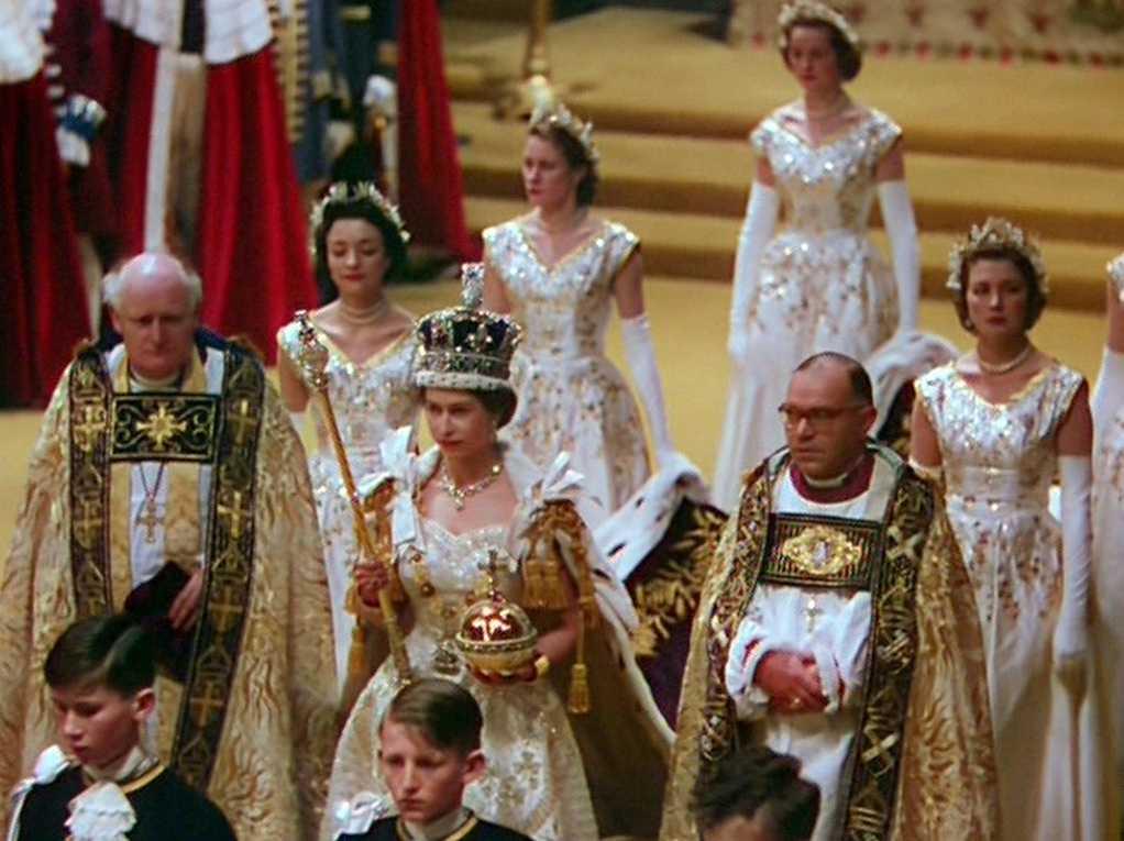 Elizabeth's II Coronation, 1953