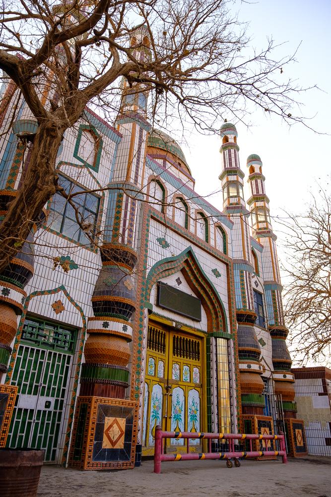 Een moskee in China, wat?