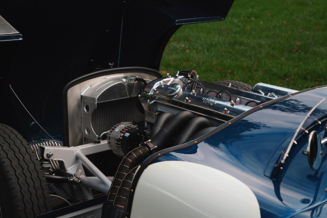 New Ecurie Ecosse C-type announced