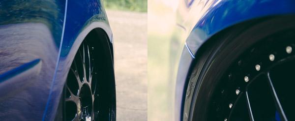 Makkeli: Golf V R32 Fitment