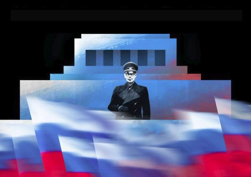 Фанерный парад Путина 24 июня 2020 года