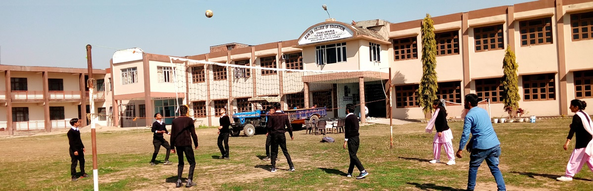 Kanta College of Education, Kangra