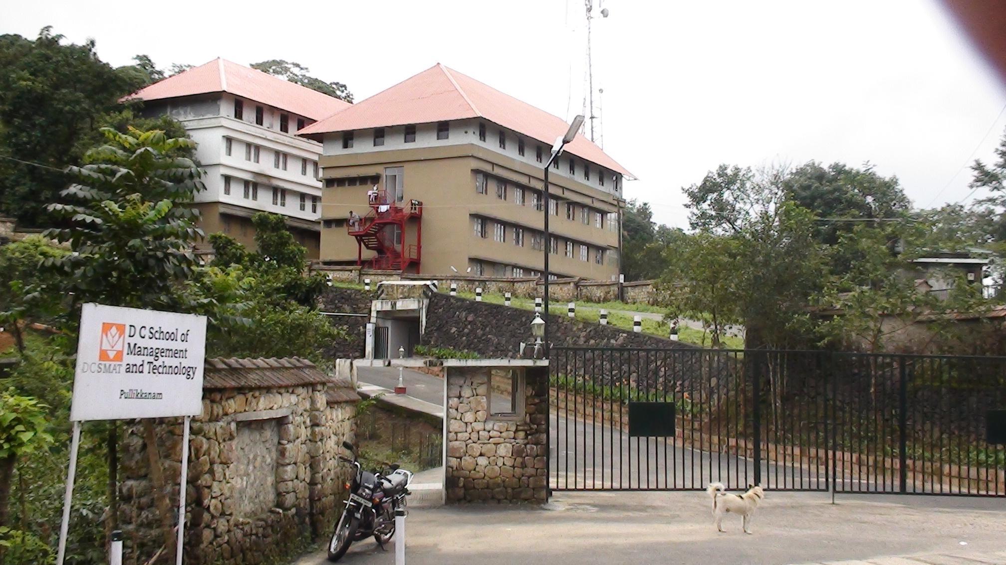 DCSMAT (DC School Of Management And Technology), Idukki