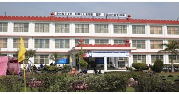 Bhutta College of Education
