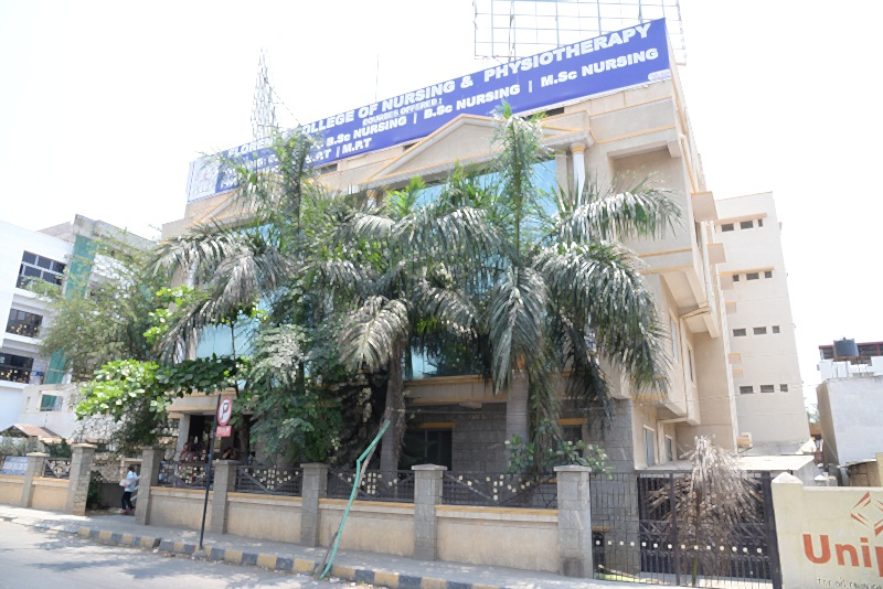 Florence College of Nursing and Physiotherapy, Bengaluru Image