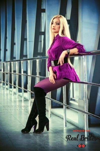 Photo gallery №5 Ukrainian bride Oksana