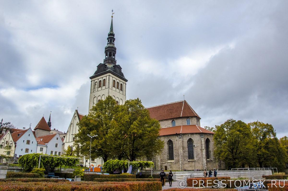Церковь Святого Николая (Niguliste)