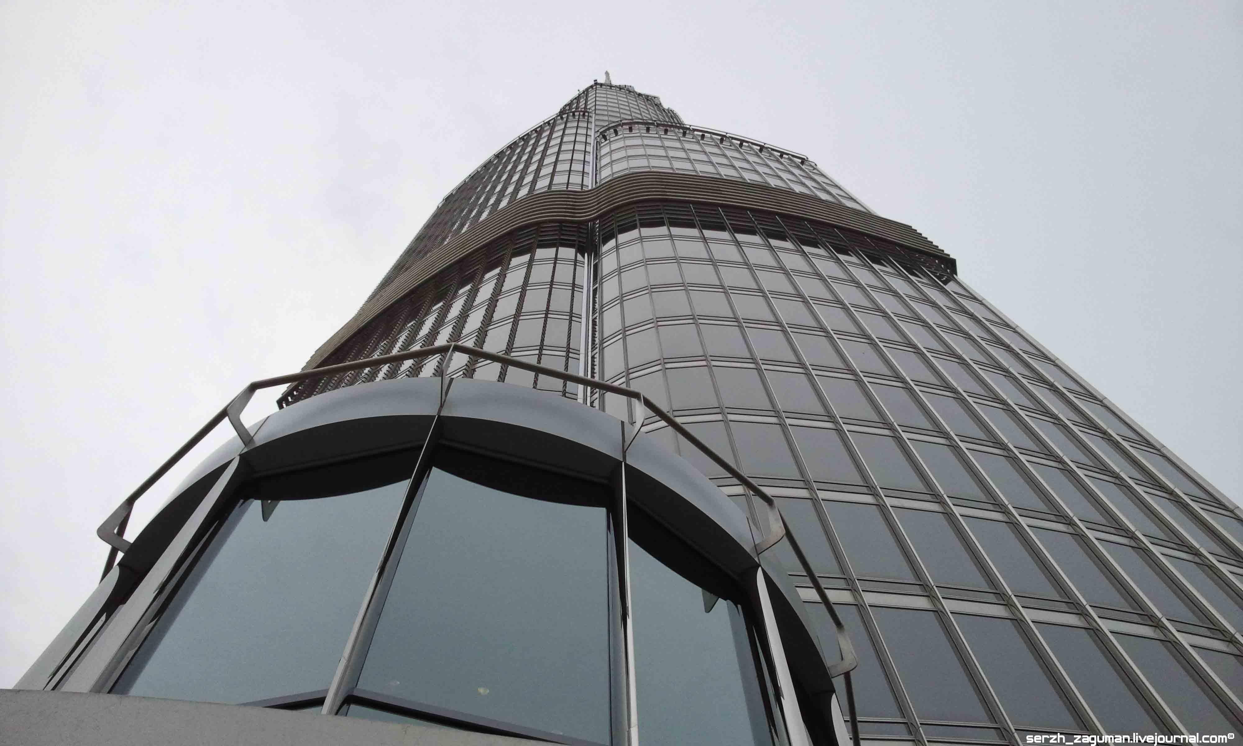 148 этаж бурдж халифа