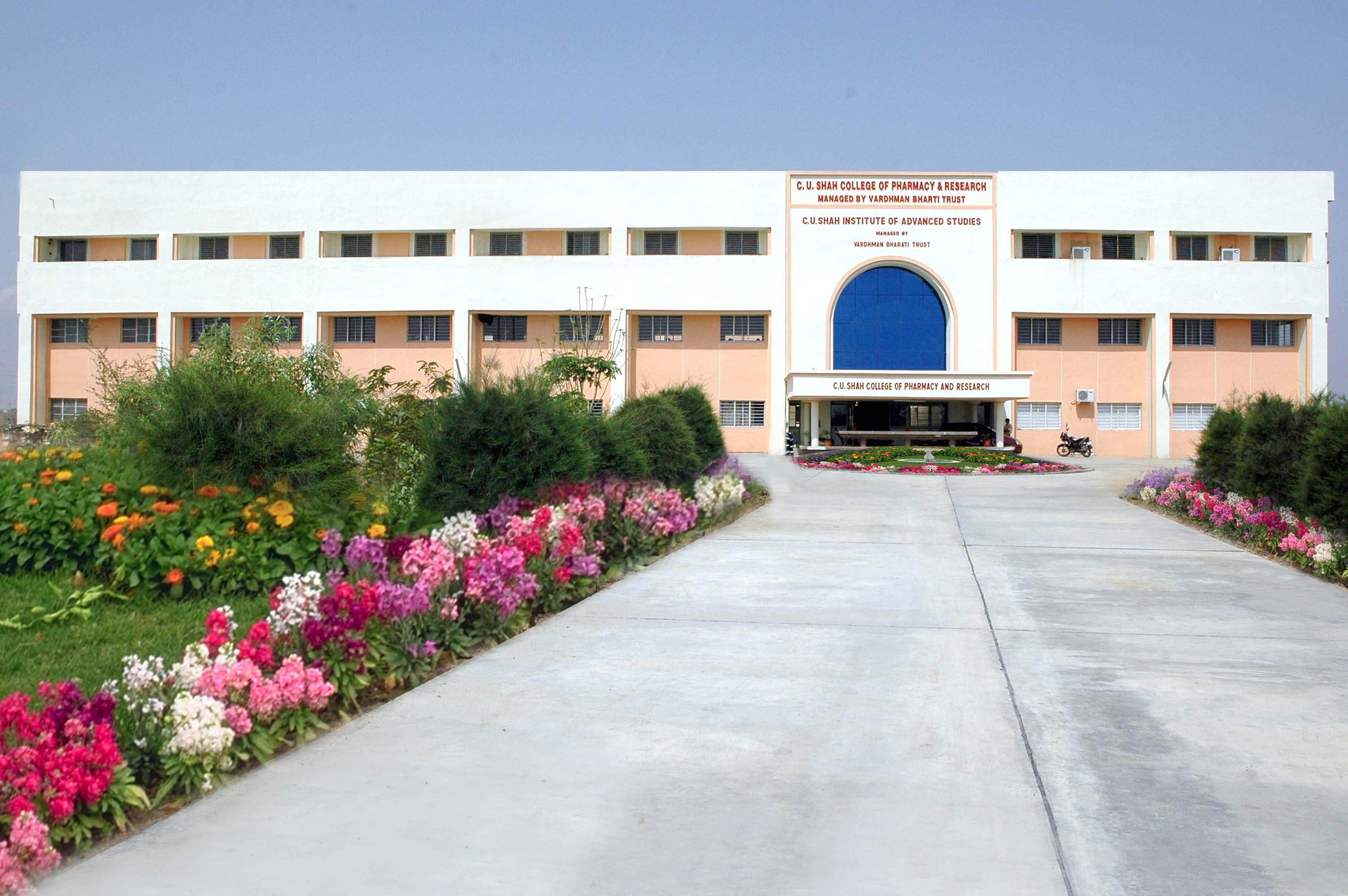C. U. Shah College Of Pharmacy and  Research
