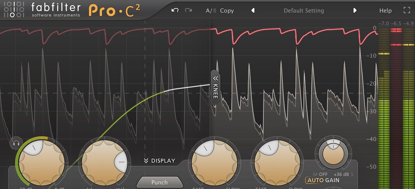 How To Set Your Drum Compression Attack Time