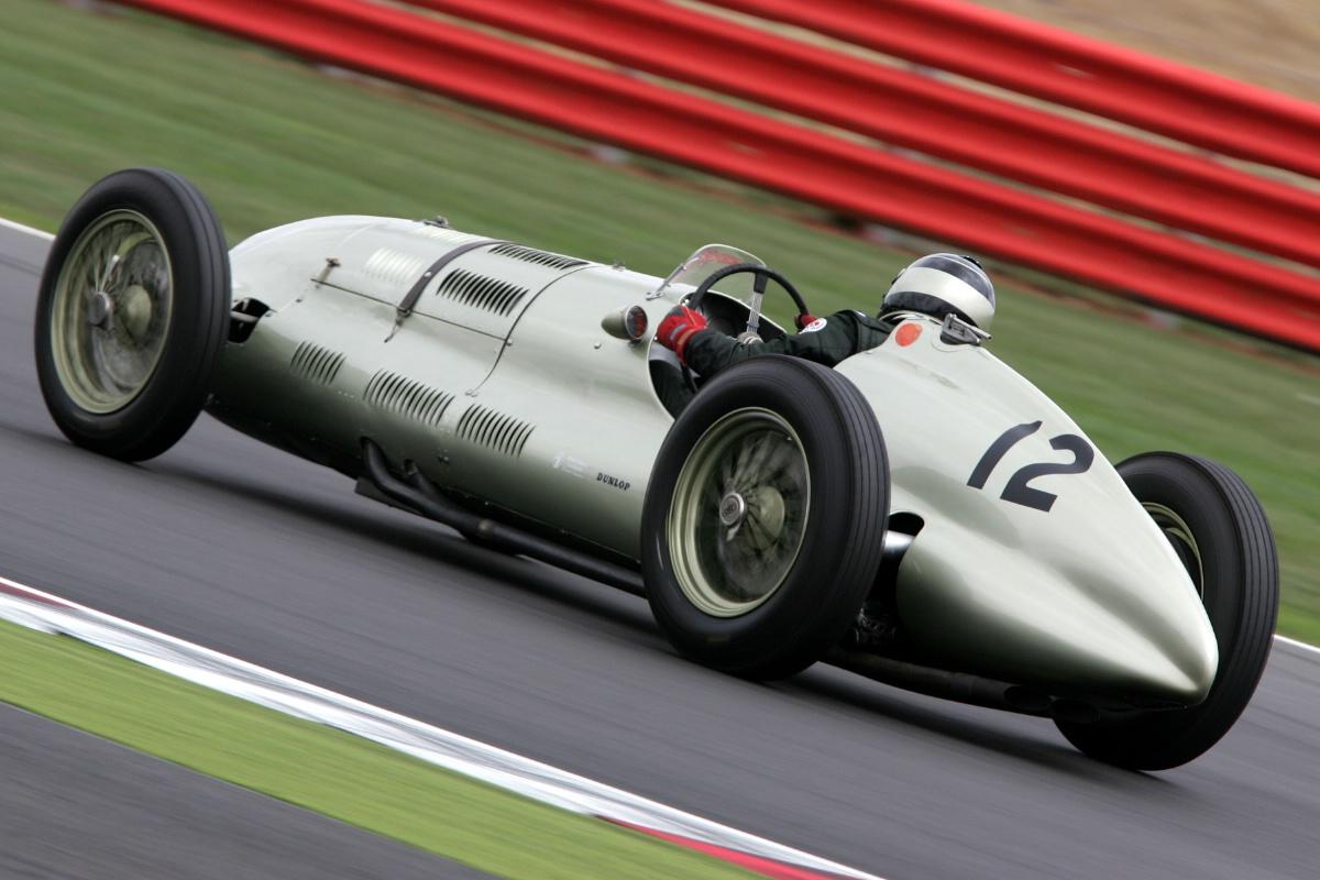 Silverstone Classic celebrates 70th anniversary of the first Grand Prix