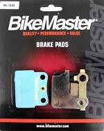 Rear Brake Pads BikeMaster 96-1242 Honda ATC200X 1983 1984 1985