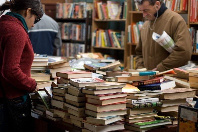 Buying books
