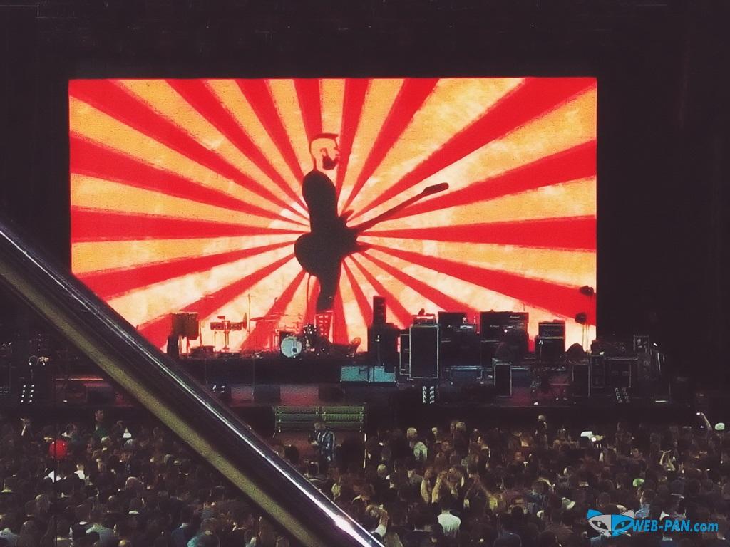 Супер, мега, отвальный концерт в Минск Арена на Группировке Ленинград 31 января 2016 года!