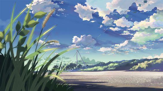 Anime Nature Background 5