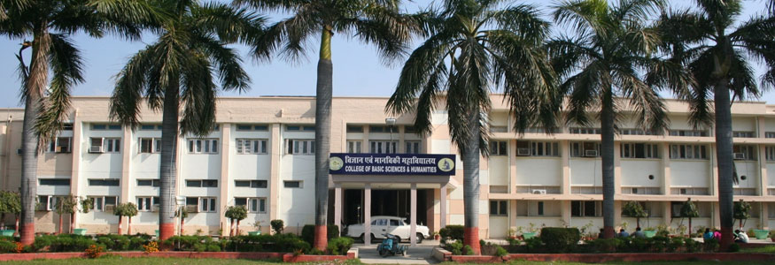 College of Basic Sciences And Humanities, G.B. Pant University of Agriculture and Technology, Udham Singh Nagar Image