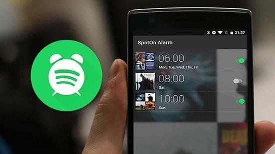 Detestas tu despertador? Aquí cómo despertar con tu lista de reproducción favorita de Spotify