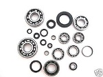 Bottom End Engine Bearings and Seals Kit Honda CR500R 1988-2001