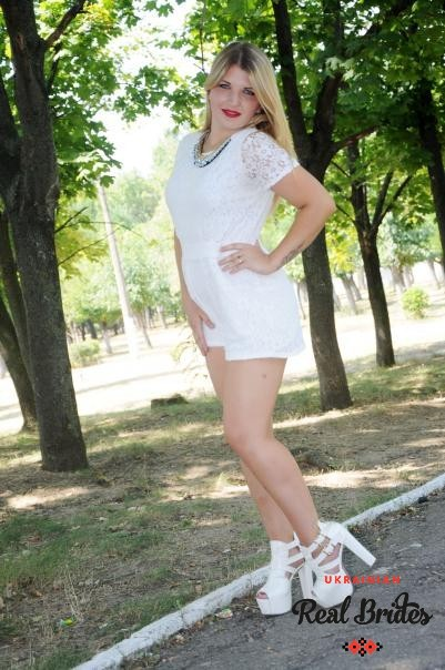 Photo gallery №2 Ukrainian bride Olga