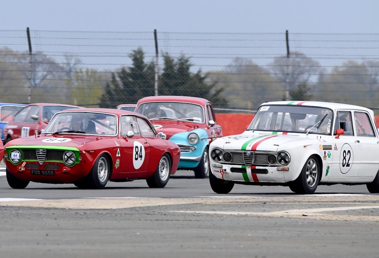 Alfa Romeo Anniversary to be celebrated at 2020 Silverstone Classic