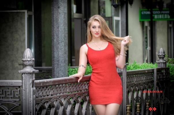 Photo gallery №4 Ukrainian bride Elizaveta