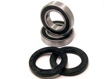 Rear Axle Wheel Bearings and Seals Kit Yamaha YFM100 Champ 1987 1988