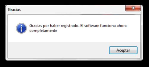 Desbloqueado programa