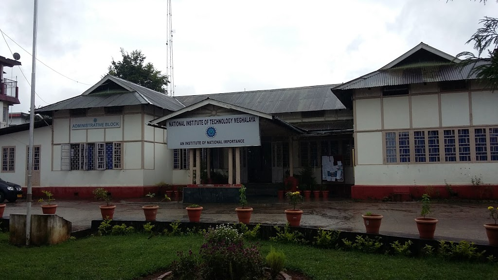 NIT (National Institute of Technology), Shillong