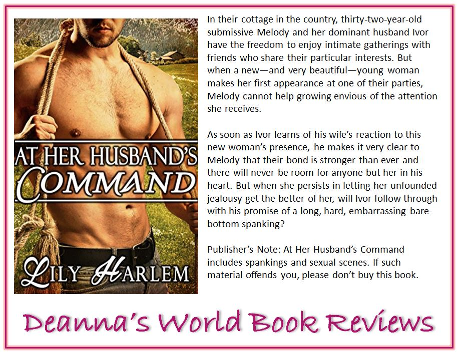 At Her Husband's Command by Lily Harlem blurb