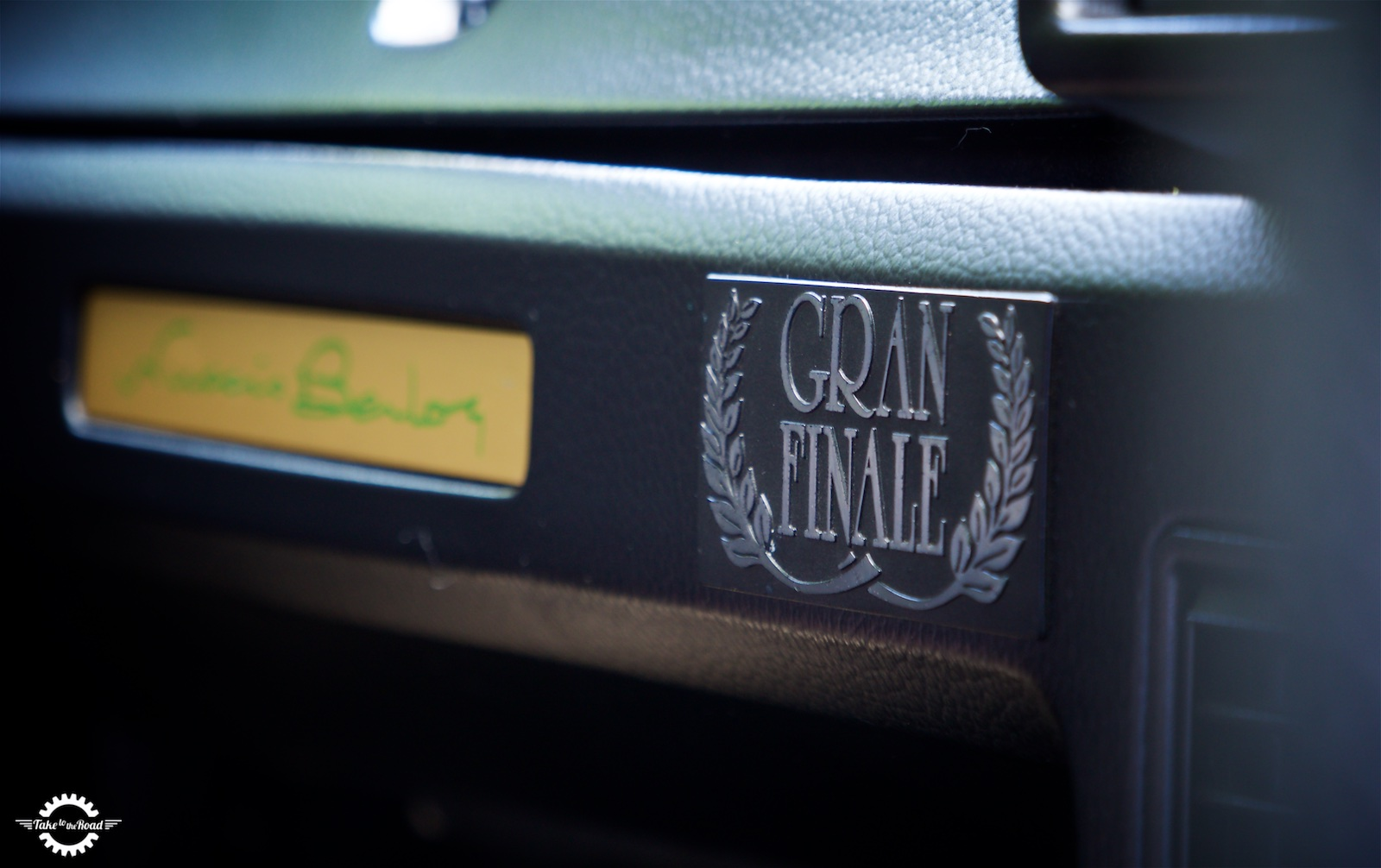 Take to the Road's Bertone x19 Gran Finale set for Sundays Shere Hill Climb