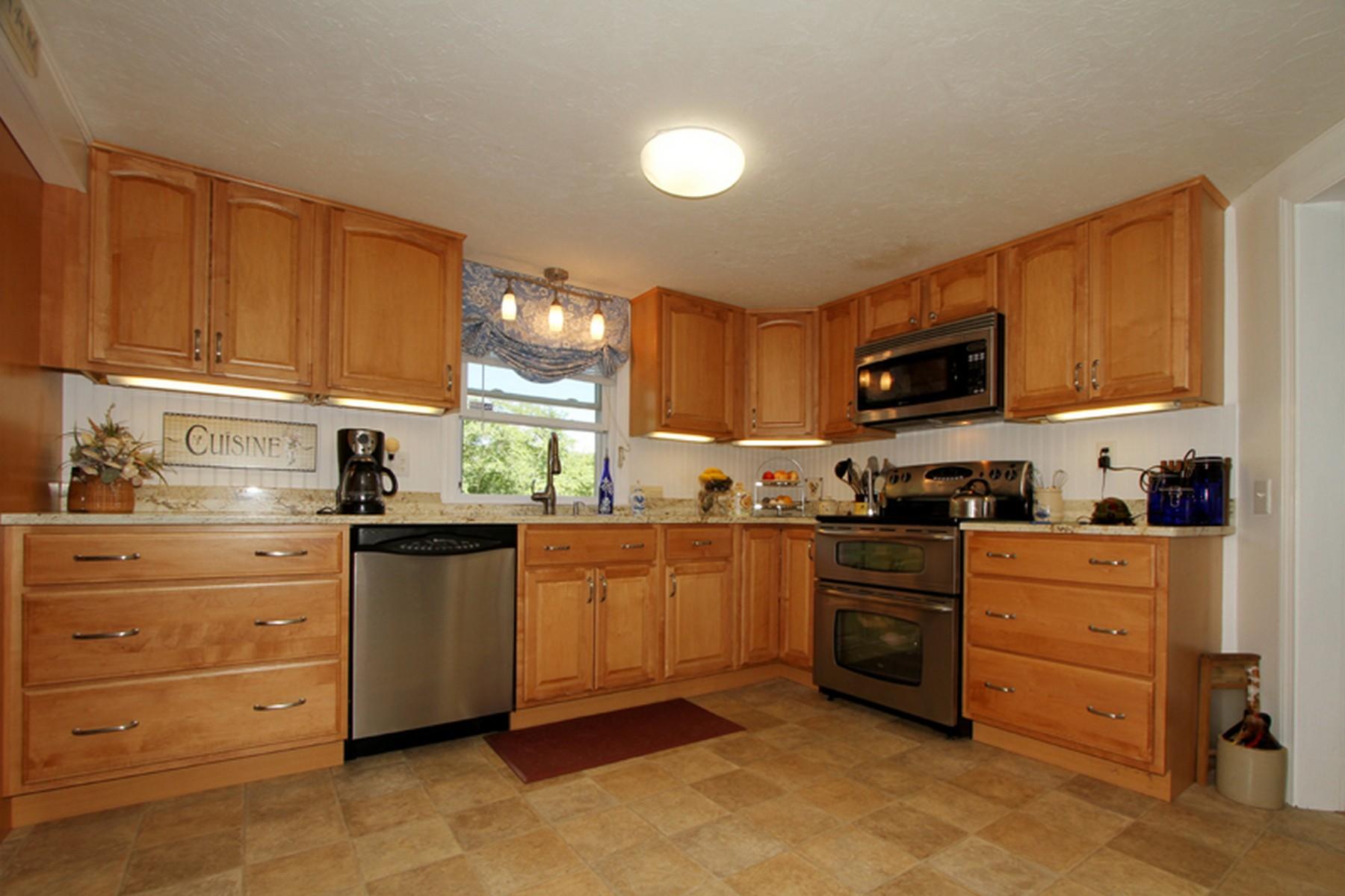 760 Campground Road Kitchen