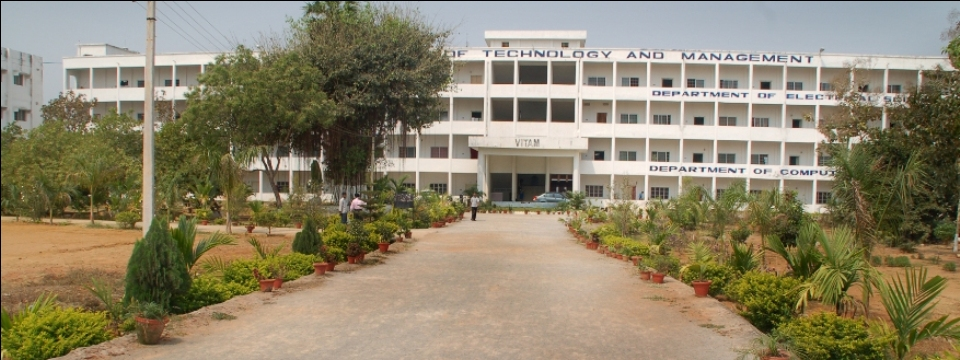 VIGNAN INSTITUTE OF TECHNOLOGY AND MANAGEMENT, Berhampur Image