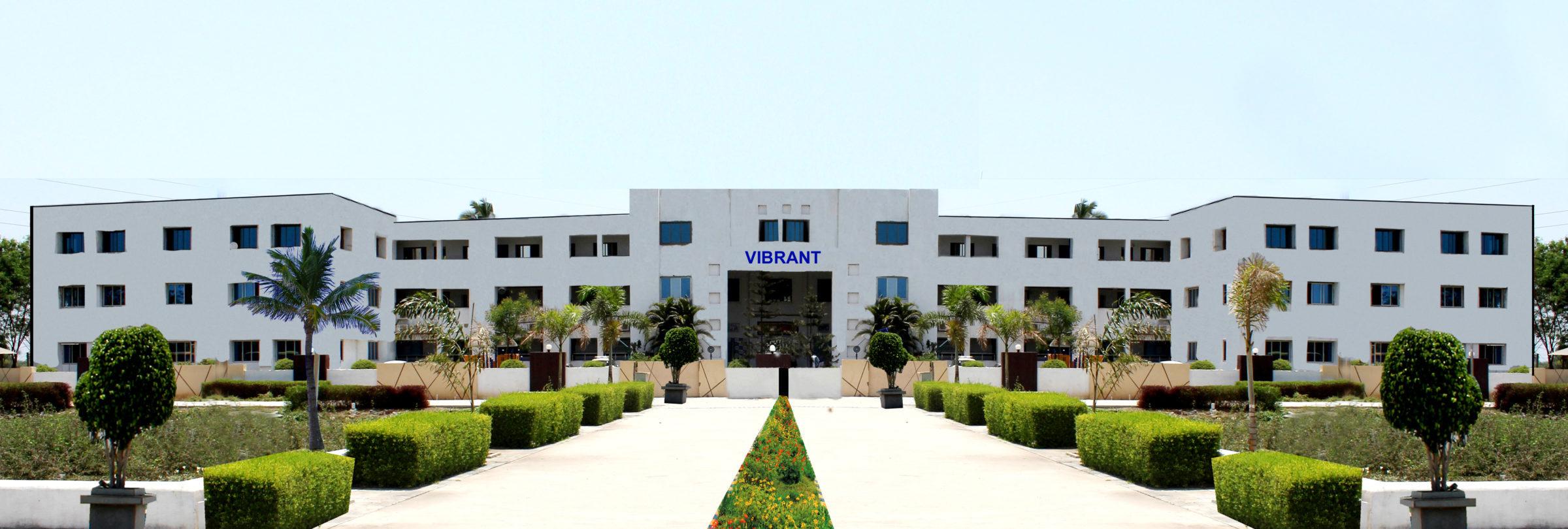 Vibrant Nursing College, Surat Image