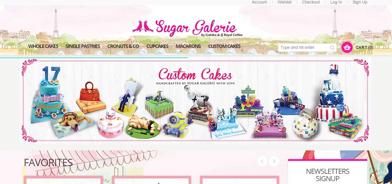 Sugar Galerie