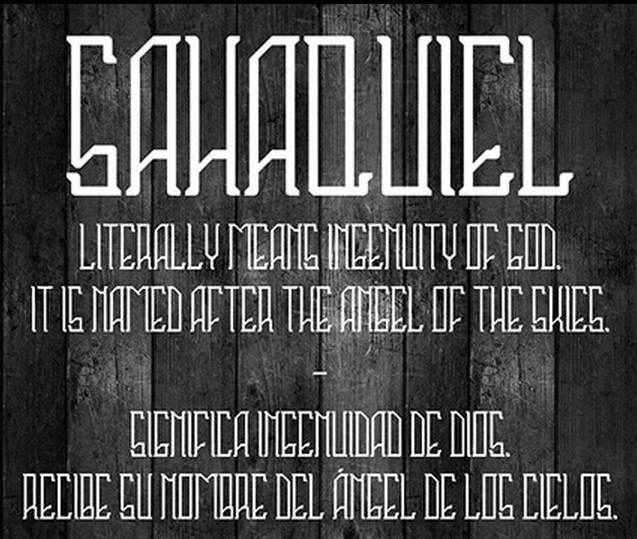 shaquiel free font