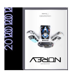 Catalogue Norev Collection 2010