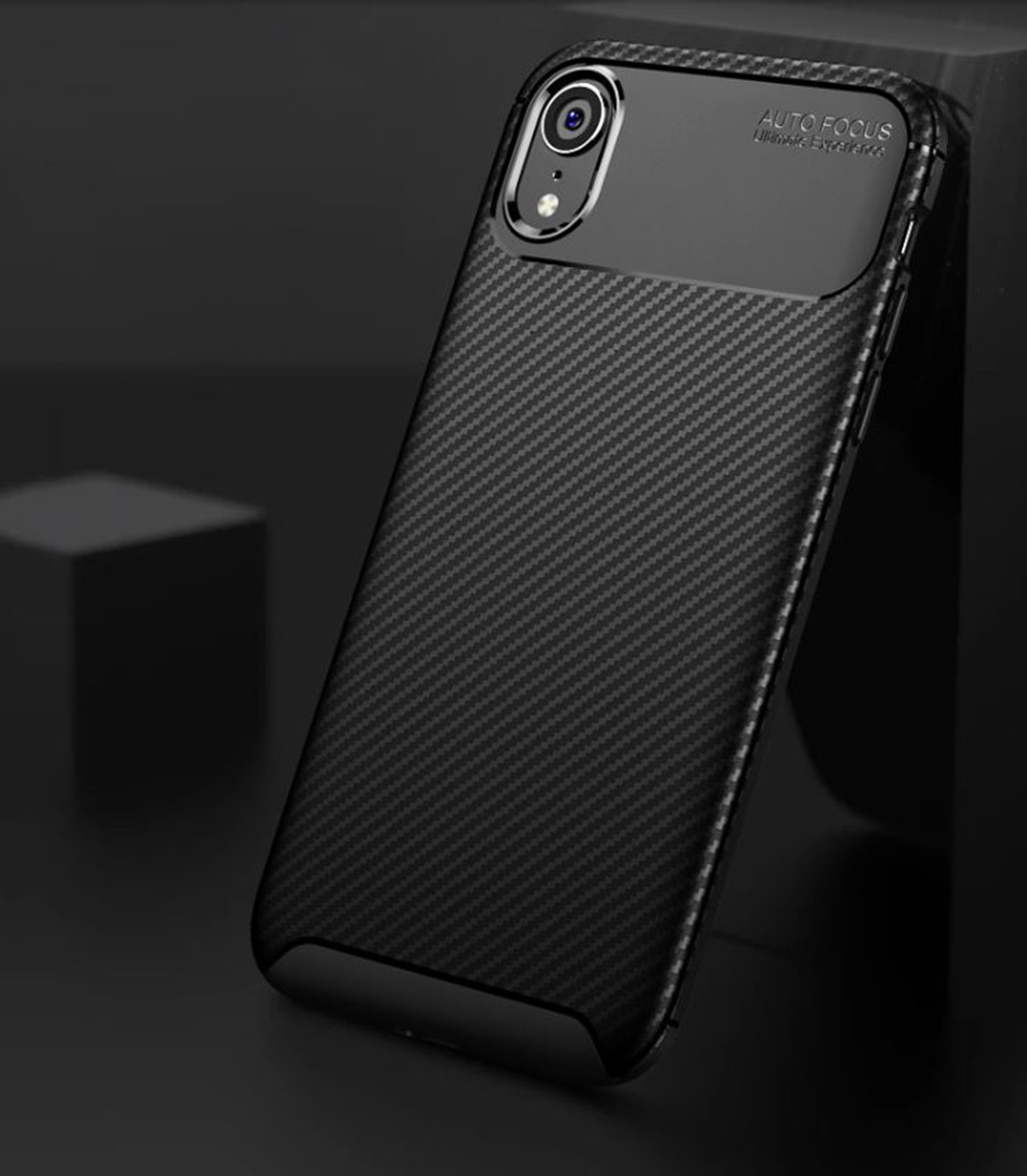 Case-for-iPhone-Carbon-Fibre-Soft-Cover-TPU-Silicone-Slim-11-X-XR-Max-8-7-6-Plus thumbnail 22