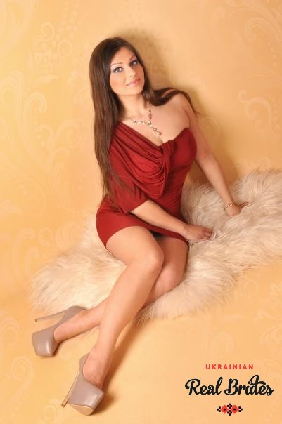 Photo gallery №11 Ukrainian bride Alina