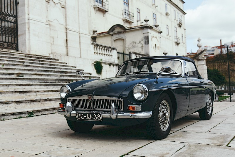 Thinking of investing in classic cars? Here's what you need to know